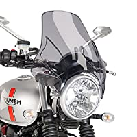Puig 4620H Light Smoke Universal Windshield