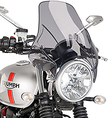 PUIG Windscreen windshield screen TRANSPARENT YAMAHA SR 250 SPECIAL ALL YEARS