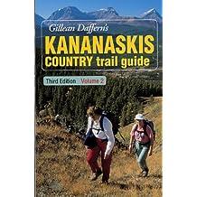 Gillean Daffern's Kananaskis Country trail guide