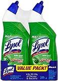 Lysol Toilet Bowl Cleaner LYSOL Complete Toilet Bowl Cleaner w/ Bleach-24 oz, 2 pk
