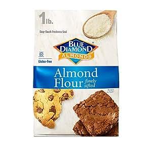 Amazon.com : Blue Diamond Finely Sifted Almond Flour