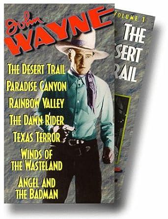 John Wayne 7 TapesVHS
