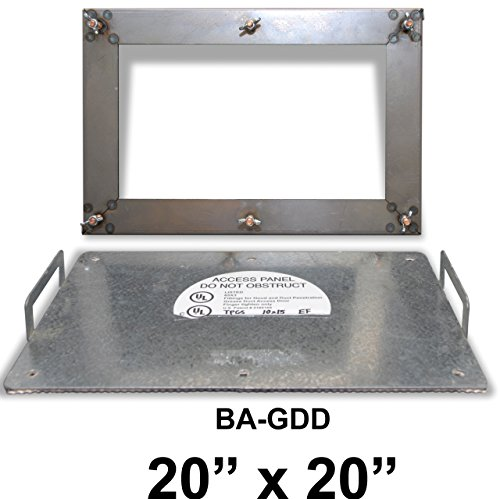 20'' x 20'' Grease Duct Access Panel by Best Access Doors
