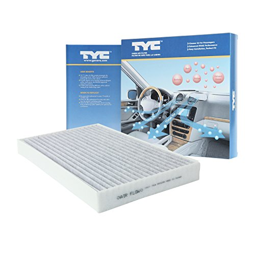 Conditioner Air Corvette (TYC 800128C Chevrolet Corvette Replacement Cabin Air Filter)