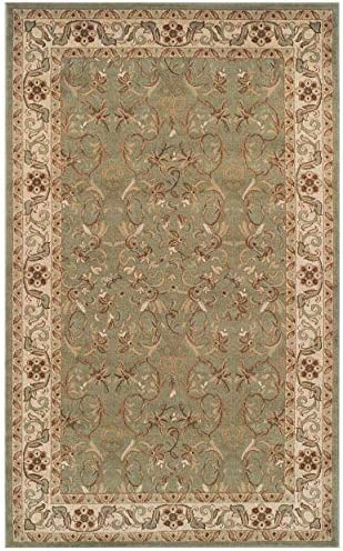 Heritage 8' x 10' Green Area Rug
