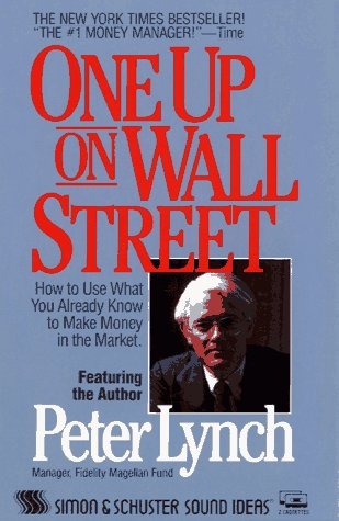 One Up On Wall Street: How To Use What You Already Know To Make Money In The Market by Brand: Simon n Schuster Audio