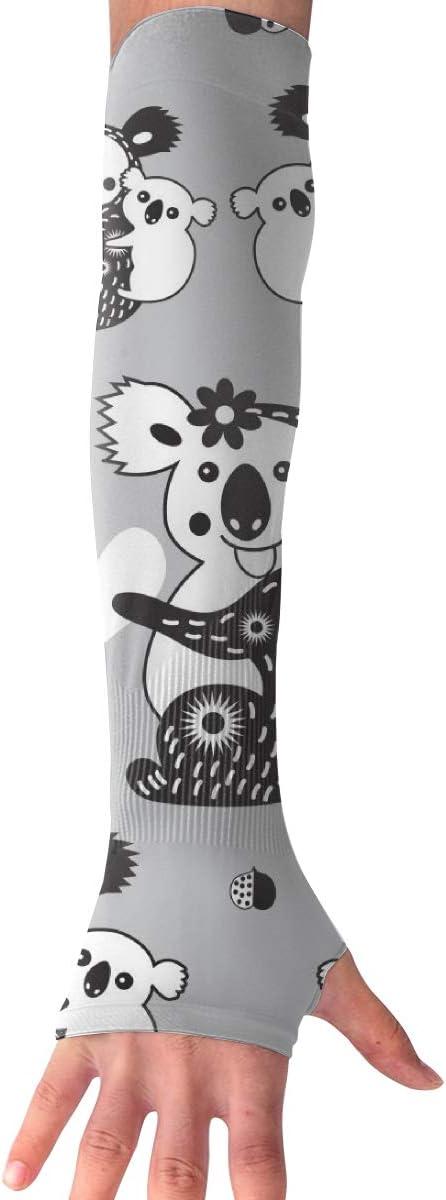 MASDUIH Funny Koalas Gloves...