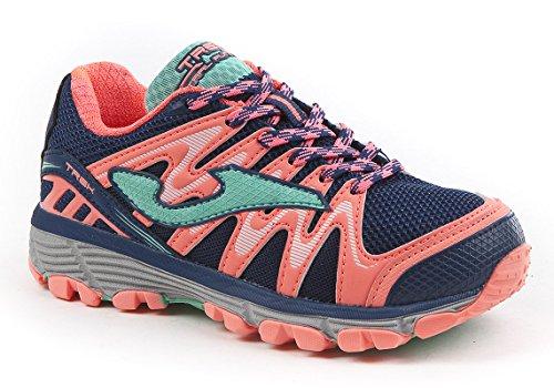 Joma , Chaussures de marche pour garçon rose rose