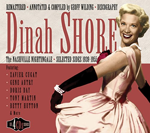 Dinah Shore - 16 Most Requested Songs Encore - Zortam Music