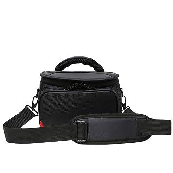 Sukisuki - Bolsa Impermeable para cámara réflex Digital Canon ...