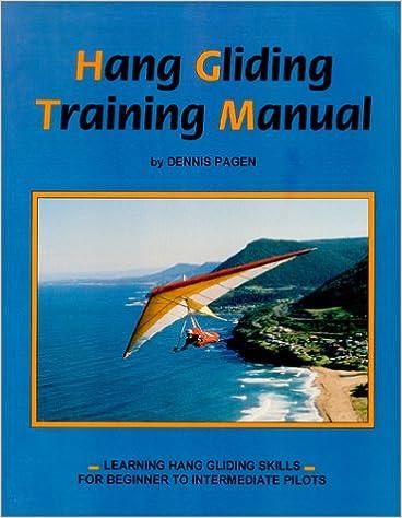 Amazon com: Hang Gliding Training Manual: Learning Hang