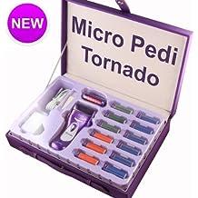 Emjoi�® Rechargeable Micro-Pedi Tornado Professional Kit by Rechargeable Micro Pedi Tornado