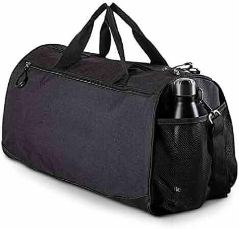Carry-on Bag Waterproof Travel Bag Cylinder Yoga Bag Large Size: 452525cm Beautiful Independent Shoe Position Large-Capacity Gym Bag Jiansheng Sports Bag
