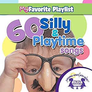 60 Silly and Playtime Songs Audiobook