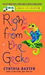 Right from the Gecko (Reigning Cats and Dogs Mystery)