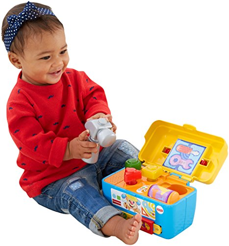 (Fisher-Price Laugh & Learn Smart Stages Toolbox)