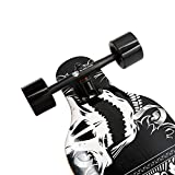 WHOME PRO Longboard Complete for Adults and