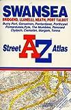 A-Z Street Atlas of Swansea (A-Z Street Atlas Series)