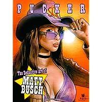 Image for Pucker: Art of Matt Busch