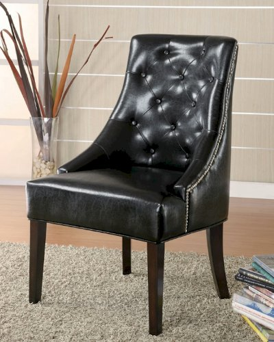 Groovy Amazon Com Upholstered Bonded Leather Accent Lounge Chair Forskolin Free Trial Chair Design Images Forskolin Free Trialorg