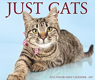 Just Cats 2017 Box Calendar