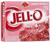 Jell-O Watermelon, Gelatin Dessert
