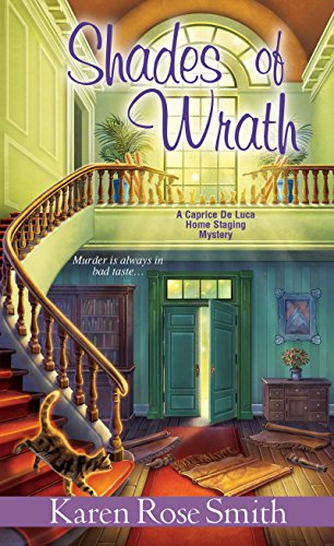 Shades of Wrath (A Caprice De Luca Mystery Book 6)