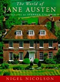 The World of Jane Austen, Nigel Nicolson, 0753800179