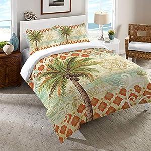 51M1KDCxW7L._SS300_ Coastal Comforters & Beach Comforters