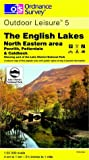 The English Lakes: North Eastern Area (Outdoor Leisure Maps)