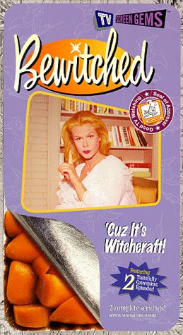 Bewitched: Cuz Its Witchcraft [VHS] (Heart Craft Russ)