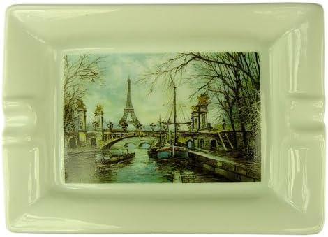 Recuerdos de Francia - Torre Eiffel Alexander III Bridge ...
