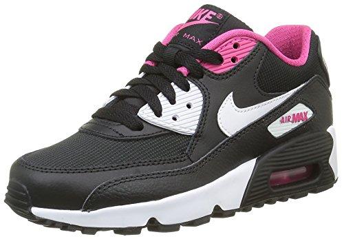 Galleon Nike Air Max 90 Mesh GS Running Trainers 833340