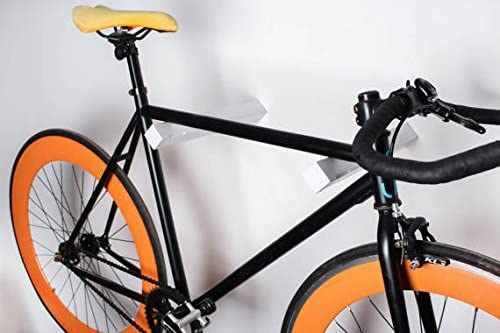 Varas de pared para colgar bicicleta Dublin - de madera de fresno ...