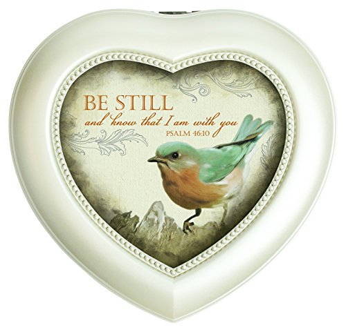 Music Trinket Box (Carson Home Accents With You Music Box Playing Beautiful Dreamer)