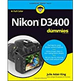Nikon D3400 For Dummies (For Dummies (Computer/Tech))
