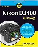 Nikon D3400 For Dummies (For Dummies (Lifestyle))