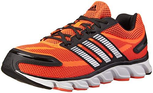 adidas Performance Men's Powerblaze M Running Shoe, Solar Red/Metallic/Silver/Black, 11 M US (Adidas Shoes Blade)
