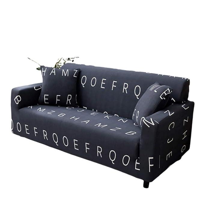CHYOOO Funda De Sofa El Sofá De Protección para La ...