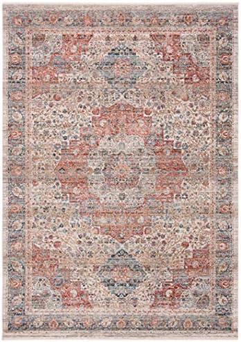 Safavieh Kenitra Collection KRA672A Vintage Oriental Distressed Area Rug