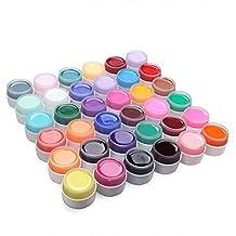 Diy 12 Pots Gel Nail Polish Uv Nail Art For Nail Manicure Pure Colors Decoration by Joylive