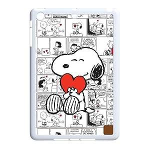 Cute dog Joe cool Snoopy Hard Plastic phone Case Cover For Ipad Mini2 Case ZDI080980