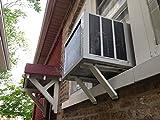 ALPINE HARDWARE Universal Window Air Conditioner