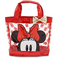 Disney Store Red Minnie Mouse Girls Womens Swim Carry Bag