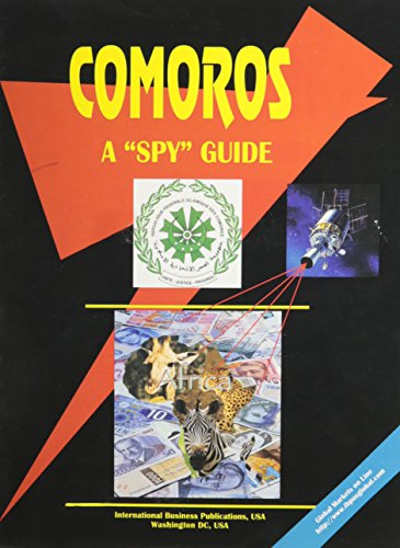 Comoros: A Spy Guide (World Foreign Policy and Government Library)