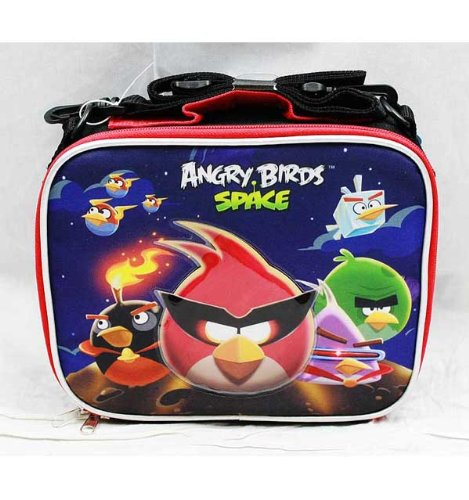 Lunch Bag Angry Birds Space