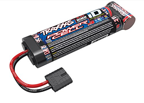 - Traxxas 2950X Series 4 4200mAh NiMH 7-Cell, 8.4V Battery (flat pack)