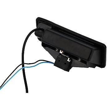 Cámara de seguridad para maletero de coche para BMW E82 E88 E90: Amazon.es: Electrónica