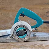 "Makita 4100NHX1 4-3/8"" Masonry Saw, with 4"" Diamond Blade"