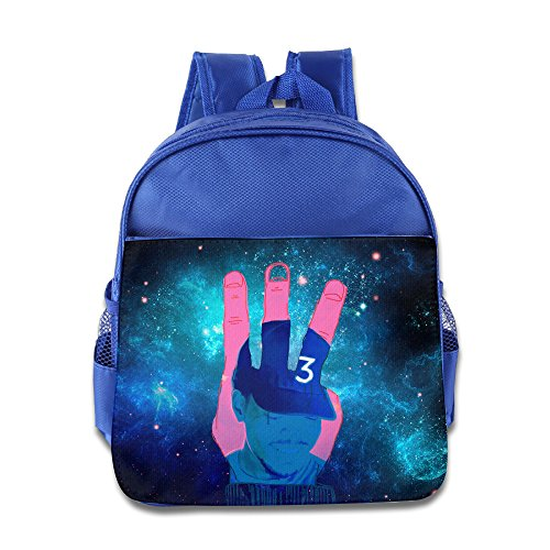 Price comparison product image Chance The Rapper Number 3 3 Cute Girl Boy Children School Backpack